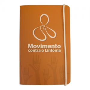Moleskine Movimento Contra o Linfoma
