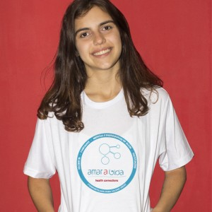 Camiseta Rede Amar a Vida