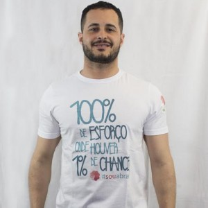 Camiseta Dia Mundial do Câncer